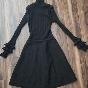 ZARA Knite Mini Dress